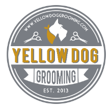 Logo Yellow Dog Grooming
