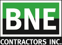 Logo BNE Contractors