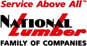 National Lumber Family of Companies logo
