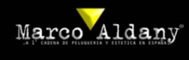 logotipo de la empresa Marco Aldany