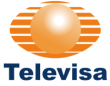 logotipo de la empresa Televisa