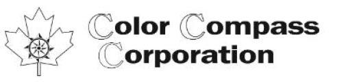 Color Compass Corporation logo