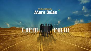 Lucid Crew Web Design logo
