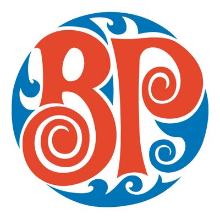 Boston Pizza Front and John logo