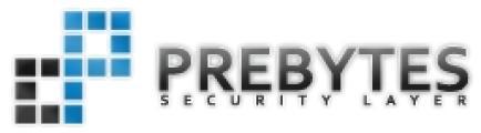 Logo firmy - PREBYTES