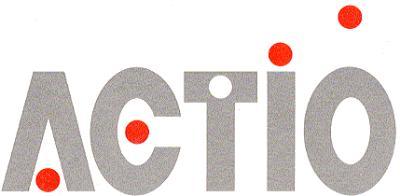アクティオ株式会社のロゴ