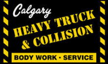 Calgary Heavy Truck and Collision