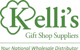 Kelli's Gift Shop Suppliers