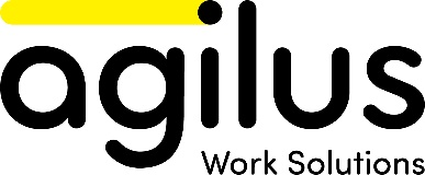 Agilus Work Solutions logo