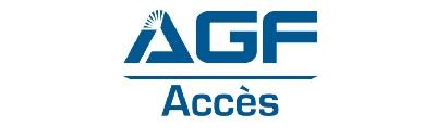 Logo Groupe AGF Accès inc.