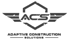 Adapative Construction Solutions