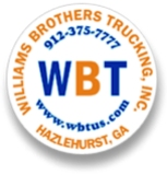 Williams Brothers Trucking, Inc.