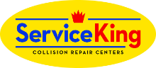 Service King Collision Repair logo