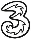 3 Sverige logo