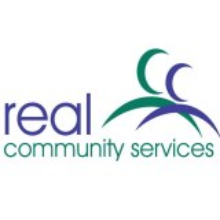 Real Community Services logo