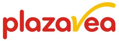 logotipo de la empresa Plaza Vea