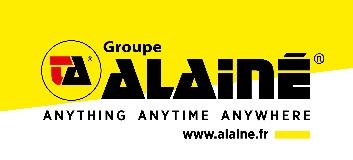 Logo GROUPE ALAINE