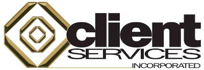 logotipo de Client Services Inc.