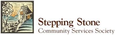 Stepping Stone Community Services Society logo