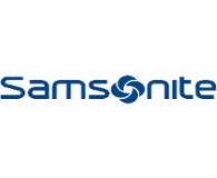 logotipo de la empresa Samsonite