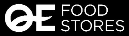 QE Foodstores logo