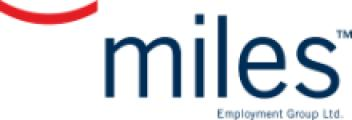 Miles employment group logo