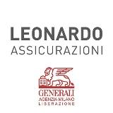 Logo Leonardo Assicurazioni - Generali Agenzia di Milano Liberazione