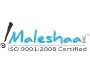maleshaa incorporate logo