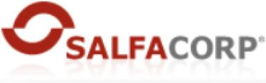 logotipo de la empresa SALFACORP