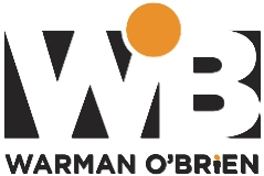 Warman O'Brien logo