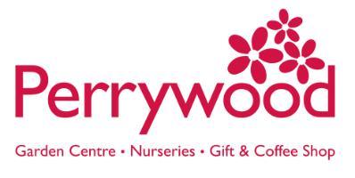 Perrywood Garden Centre Tiptree logo