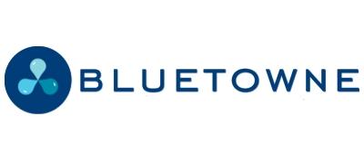 Bluetowne logo