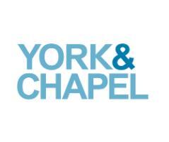 Logo York and Chapel Design, Inc.