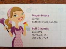 Bolt Cleaners