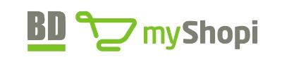 BD/myShopi logo