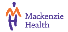 Logo Mackenzie Health