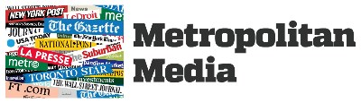 Logo Metropolitan Media Distribution