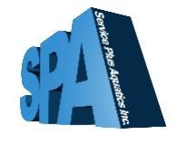 Logo Service Plus Aquatics Inc.