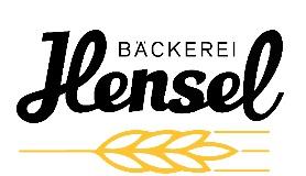 Bäckerei und Konditorei Hensel GmbH-Logo