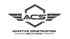 Adaptive Construction Solutions