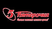 Лого компании Пятерочка