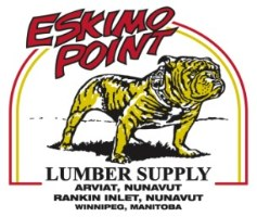 Eskimo Point Lumber Supply logo