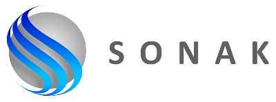 SONAK CORPORATION logo