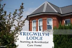 Tregwilym Lodge logo