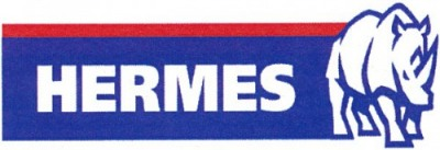 logotipo de la empresa Hermes Transportes Blindados