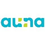 logotipo de la empresa Auna
