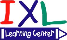 IXL Learning Center logo