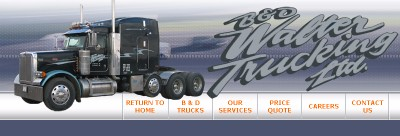 B&D Walter Trucking Ltd.