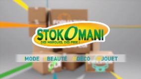Stokomani: accéder à la page entreprise