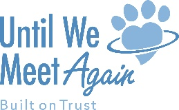 Until We Meet Again logo
